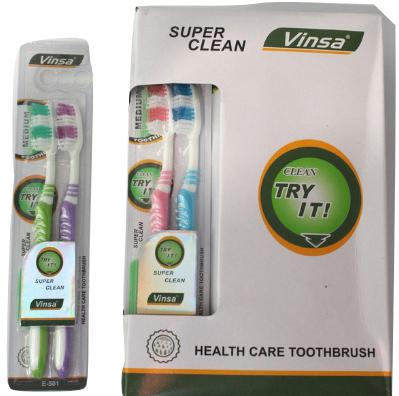 Зубная щетка Vinsa (2шт.)
