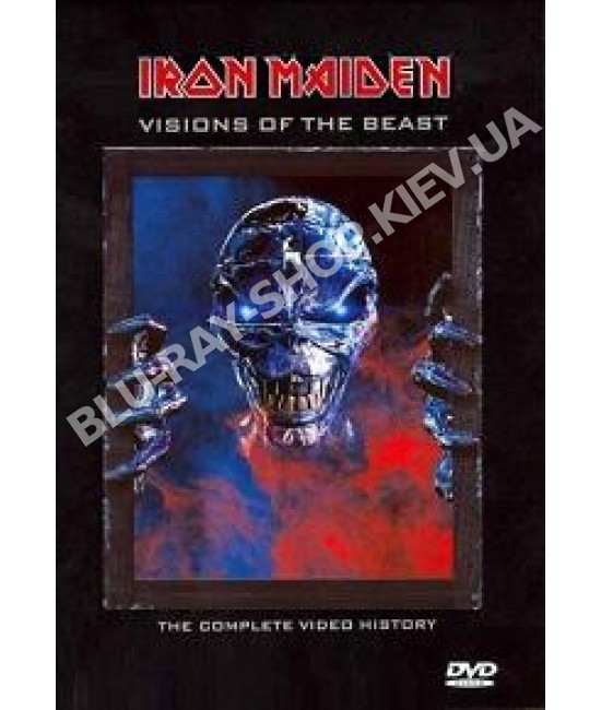Купить Iron Maiden - Visions Of The Beast [2 DVD]