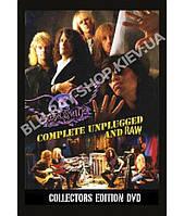 Aerosmith - MTV Unplugged (Complete unaired version) [DVD]