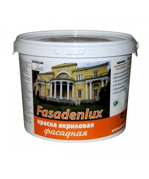 Краска Gaia акриловая фасадная «Fasadenlux» 5 л