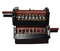 Переключатель GOTTAK 800810K 16А/ 250V/ 400V/ т150 десятипозиционный