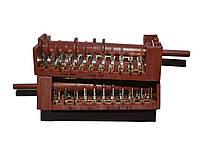 Переключатель GOTTAK 801001 16А/ 250V/ 400V/ т150 Десятипозиционный