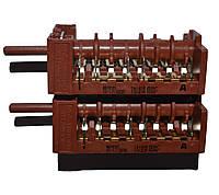 Переключатель GOTTAK 880805 16А/ 250V/ 400V/ т150 Восьмипозиционный