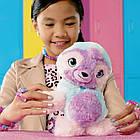 Twisty Petz Игрушка - Браслет плюшевый ленивец Снуглес Твисти Петс Snugglez Sloth Transforming, фото 4
