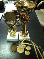 Кубки, Медали