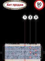Стандарт матрас б/пруж., 70х190, 70, 190