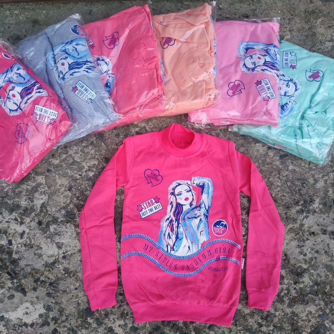 Кофты для девочек 9-12 лет утеплённые на байке