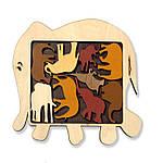 Constantin puzzle Elephant parade   Парад слонов, фото 2