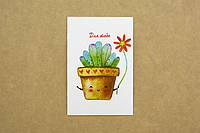 """Мини-открытка  013. 95*65 мм """"Для тебе"""", фото 1"""