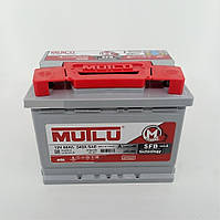 Аккумулятор MUTLU 60Ah 540A (SAE) SMF 56019