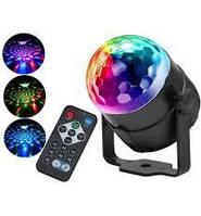 Світловий Лазерний Проектор RGB