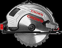 Пила ручна циркулярна CROWN CT15210-235 Original (301623)