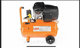 Компрессор LEX LXC50V (50 літрів), фото 3
