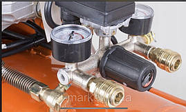 LEX компрессор LXC100V (100 літрів), фото 2