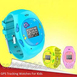 Часы Детские  с GPS-Трекером G65  Смарт Часы