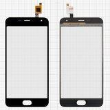Сенсорный экран для смартфона Meizu M2 / M2 Mini, большая микросхема, тип 1, 6 * 6 mm, черный