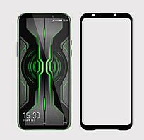 Защитное стекло LUX для Xiaomi Black Shark 2 / Pro Full Сover черный 0,3 мм в упаковке