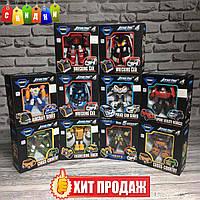 """Игрушки-трансформеры """"Mini Tobot"""" (робот-трансформер)"""