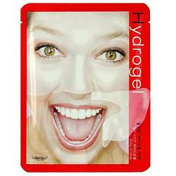 Гідрогелева маска для відновлення контуру обличчя Beauugreen Silky V-Line hydrogel mask