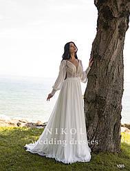 Свадебное платье № V505
