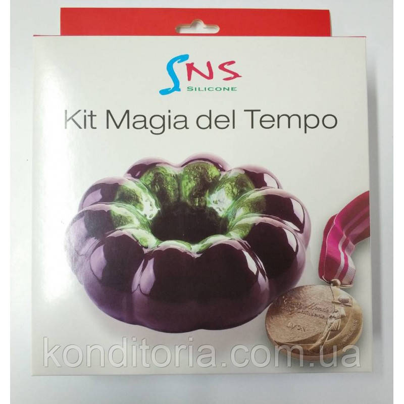 Форма силиконовая Kit Magia del Tempo