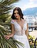 Свадебное платье № V507, фото 3