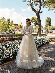 Свадебное платье № V519