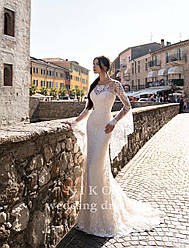 Свадебное платье № V538