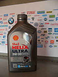 Моторное масло Shell Helix Ultra ECT C3 5w30