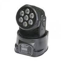 Світлодіодний проектор, що обертається для диско-клубів