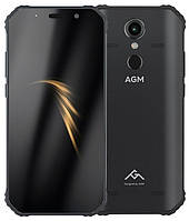 Телефон AGM A9 Black 4/32 гб