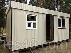 Будинок дерев'яний каркас Каса Вагова