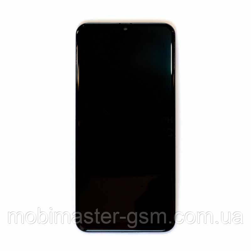 Дисплейный модуль Samsung A505 A50 black