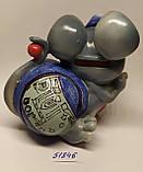 Копилка керамическая с символом 2020 года Крысы 10,5*10,5 см, фото 4