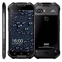 Телефон AGM X2 SE Black Glass