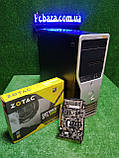 Игровой Настроенный Dell Precision t3500, 6(12) ядер, Core i7 (Xeon) 12gb ОЗУ, 250SSD+1000GB HDD, GTX1060 6 GB, фото 2