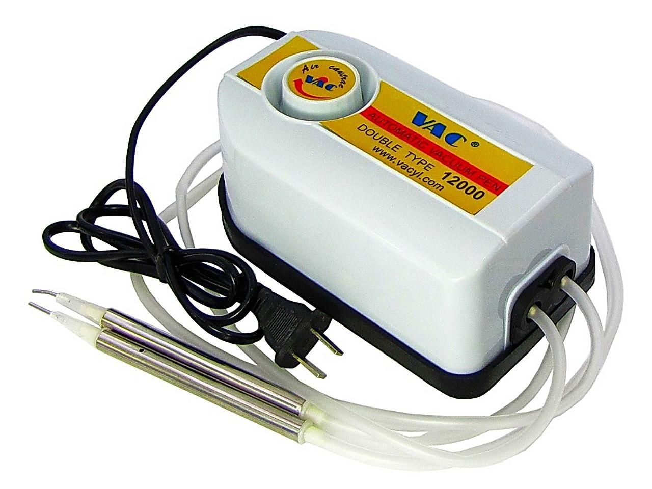 Вакуумный пинцет манипулятор с регулировкой вакуума