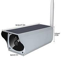 Автономна WIFI IP камера відеоспостереження