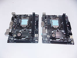 Материнская плата Gigabyte GA-H81M-S2V (s1150/H81/2xDDR3) БУ