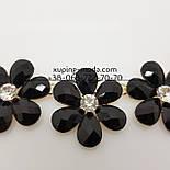 Ожерелье с цветами, фото 2