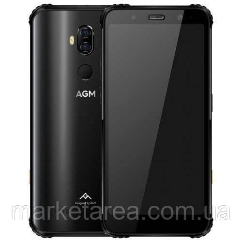 Телефон AGM X3 black 8/128 гб