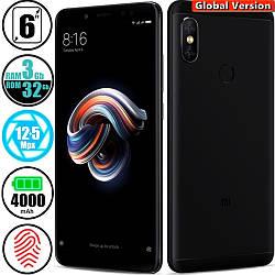 Смартфон Xiaomi Redmi Note 5 3/32Gb Black (Global Version)