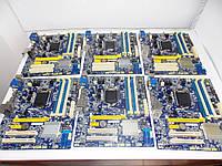 Материнская плата Foxconn B75M (s1155/B75/4xDDR3) БУ, фото 1