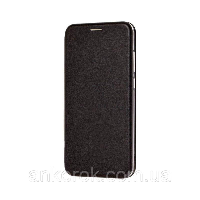 Чохол-книжка для Xiaomi Redmi Note 8 (Black)