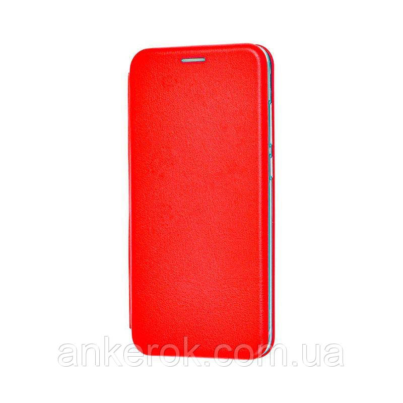 Чохол-книжка для Xiaomi Redmi Note 8 (Red)