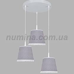 Люстра подвесная на 3 лампы 29-H202/3 CR+SM
