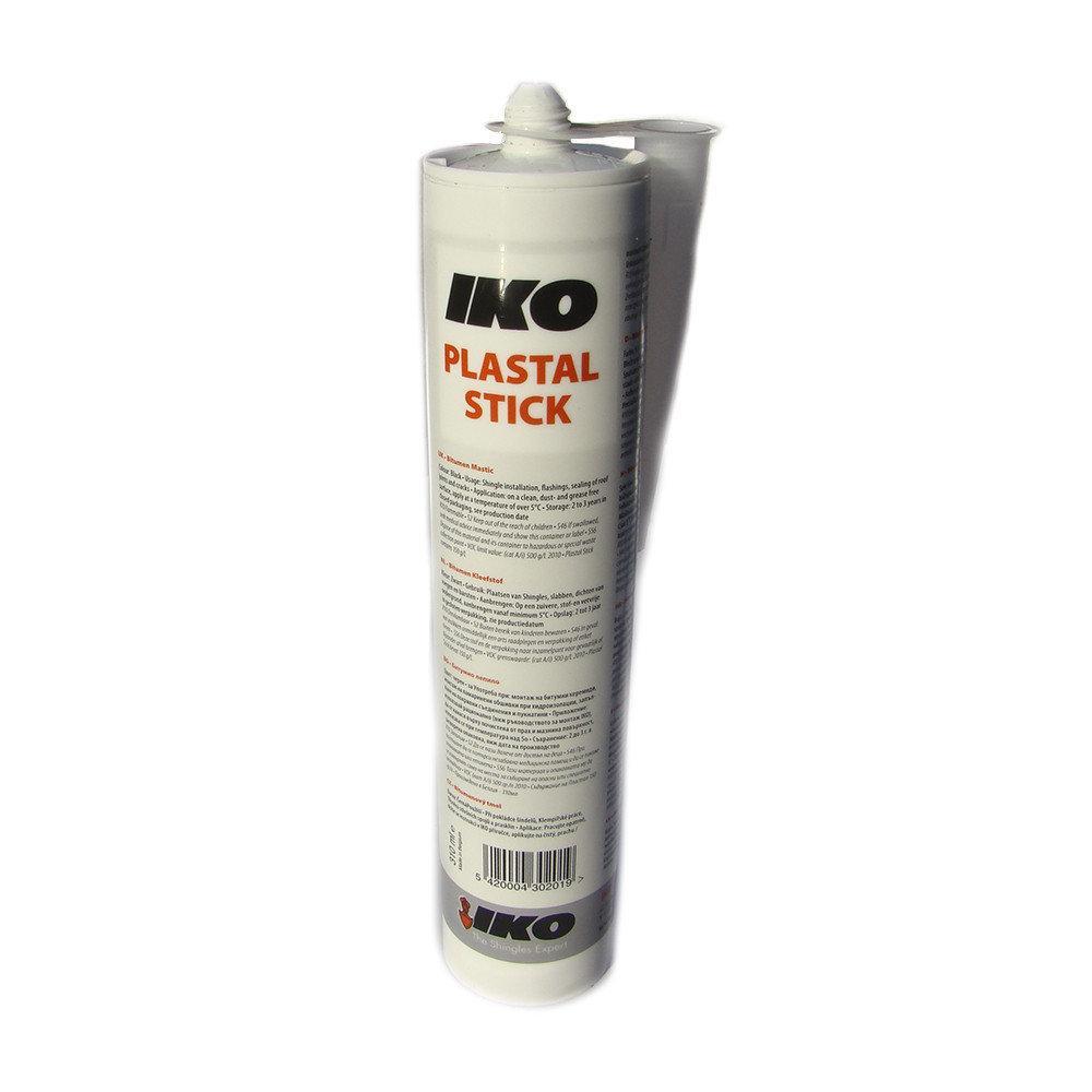 Клей Plastal Stick 310 ml  - мостика к битумной черепицы iko (айко) тюбик