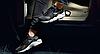 Женские кроссовки Nike Air Huarache Black Grey Найк Аир Хуарачи черные с серым, фото 2