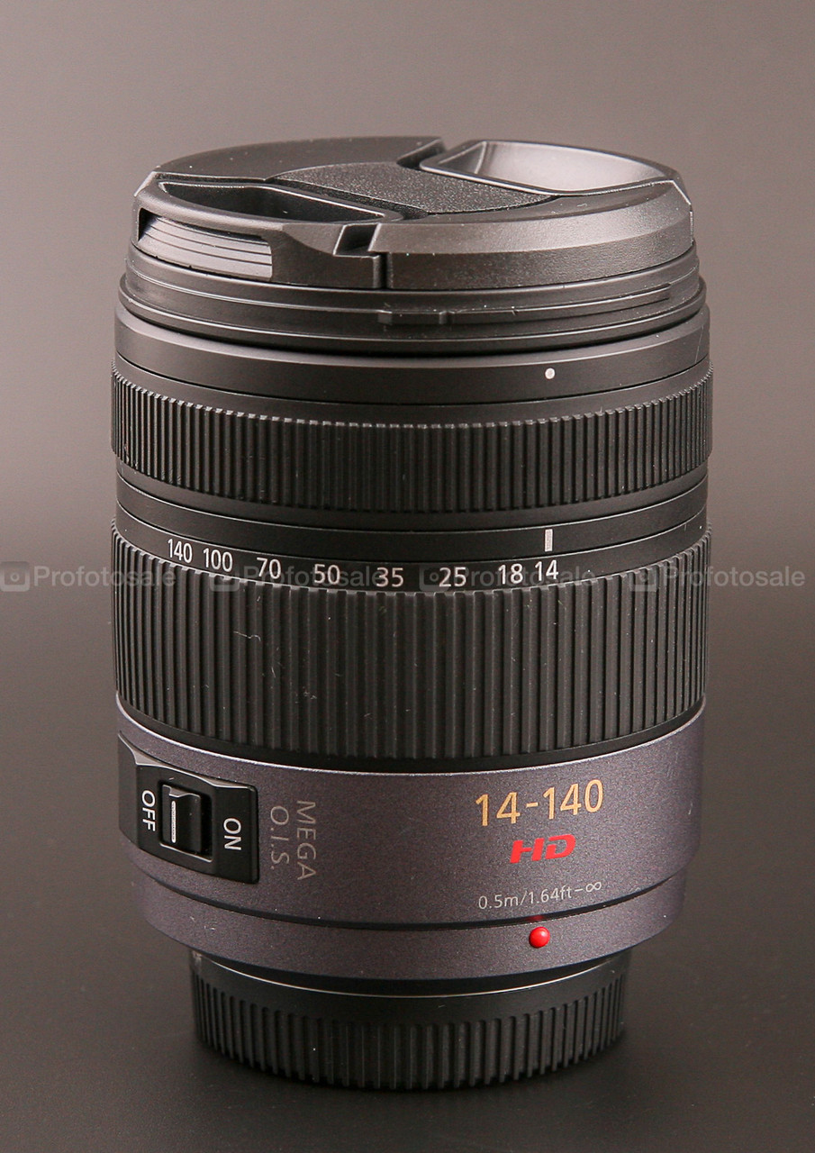 Panasonic Lumix G Vario HD 14-140 mm f/ 4-5.8 Asph MegaOIS
