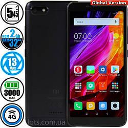 Смартфон Xiaomi Redmi 6A 2/32Gb Black (Global Version)
